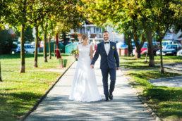 Hania & Robert | fotografia ślubna Śrem | Biały Dworek w Żurawcu